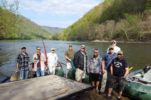Fishing Guides On The New River In West Virginia Trips For